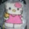 Hello Kittys torta