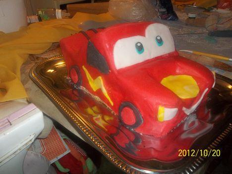 Verda 3 torta