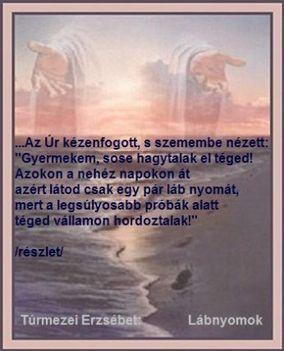 LÁBNYOMOK /RÉSZLET/