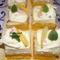 Tüskés citromos kockák