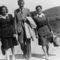 Nyiri Erzsi és családja