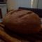 saját sütésü kenyér