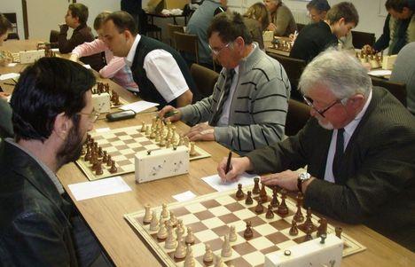 Gy. Bástya SC - Gönyű SE (sakk) 5
