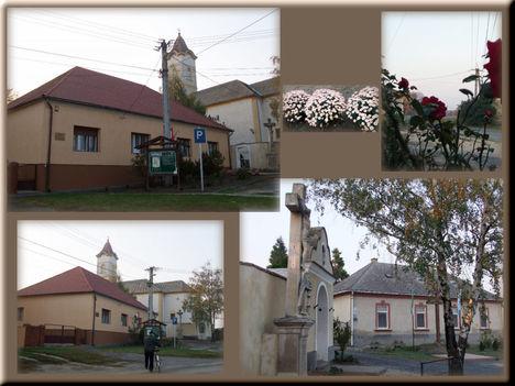 Templom, iskola, plébánia környéke 2