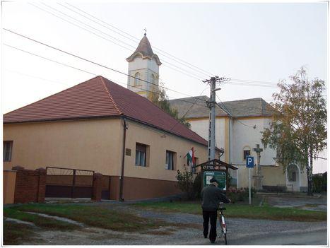 Templom, iskola, plébánia környéke 4