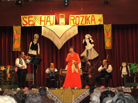 2012.okt.26.Őszi nótaest az idősek tiszteletére Újpesten