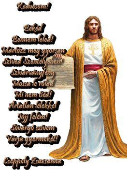 Jézus béke