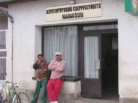 Rokkantnyugdij Cseppfolyosito Igazhatóság (Király László-Sopron)