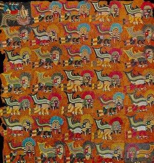 Paracas-i tájak és ősi-modern népművészet 10