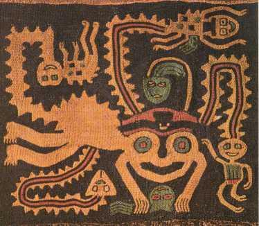 Paracas-i tájak és ősi-modern népművészet 14