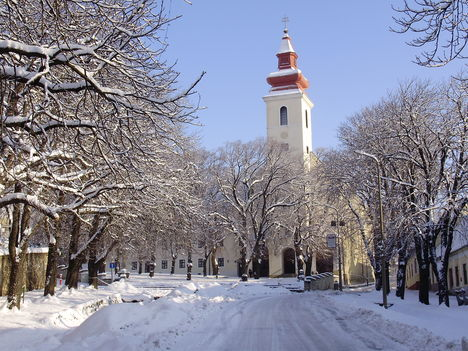 Sümeg-Ferences templom