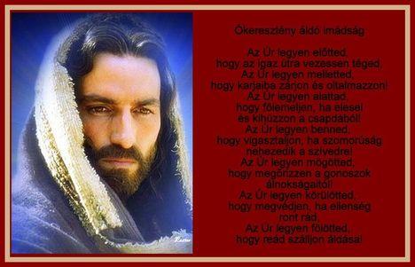 Ó kereszténység Imádság