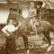 Jobbágy katona  az első világháborúba indul