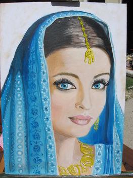 indiai szépség