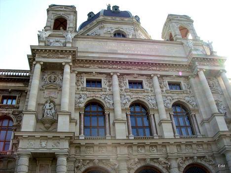 Bécs A Kunsthistorisches Museum (Flickr by Olivier Bruchez)
