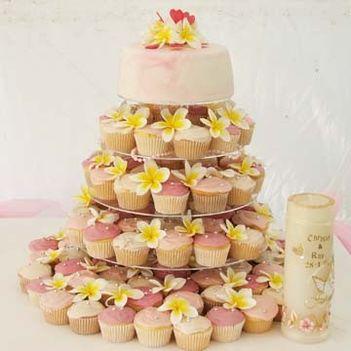 Esküvői muffinok 1
