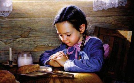 Gyermek imája