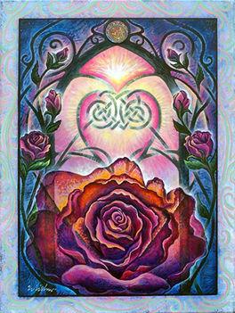 Misztikus rózsa