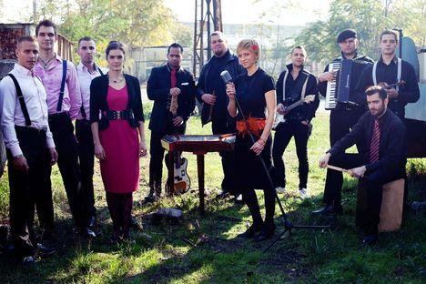 Cimbaliband - Szívtánc (2012.11.30, Fonó) 1