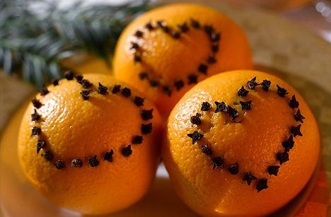 narancs dekor