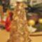 tészta karácsonyfa