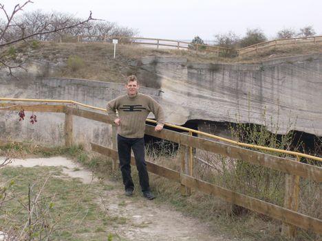 2010.Kirándulás a Fertőrákos,Kőfejtőnél