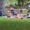 Családi piknik, Retiro-park