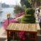 Egyiptom Asszuáni Botanikus kert