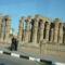 Egyiptom Luxori Templom romjai
