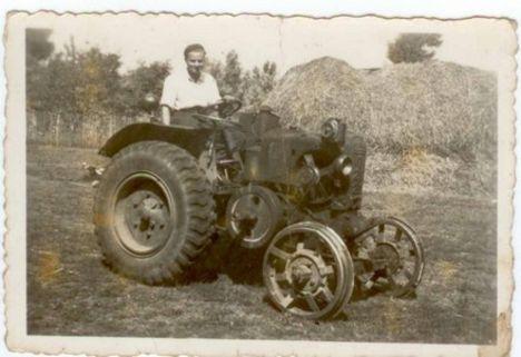 Hoffer traktor