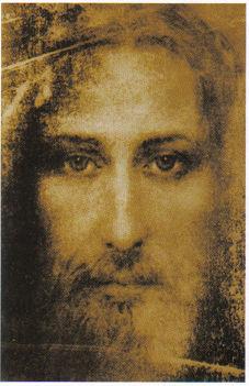 Jézus Krisztus arc
