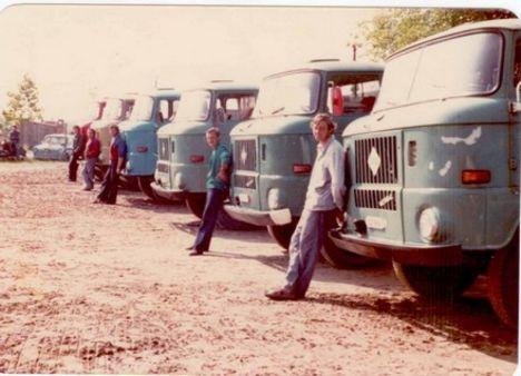 Rizling Tsz. gépszemle 1975