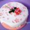 Csipke torta  szülinapi torta