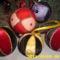 Karácsonyi gömbjeim