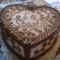 diós csoki torta