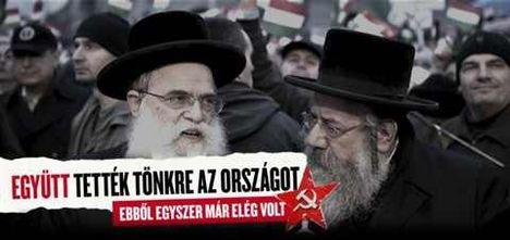Hír: Együtt tették tönkre a zsidók az országot