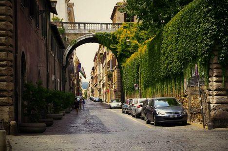 Via Giulia - Roma