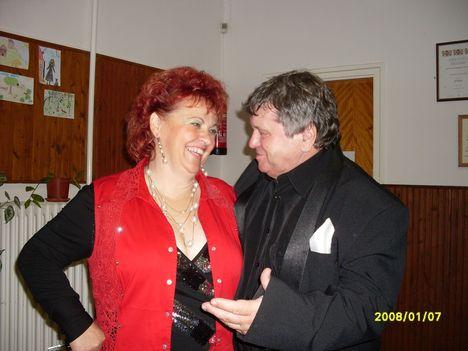 Kádár Zsuzsa - Szabó Lajos Gyöngyöstarjánban
