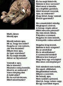Muhl János- Mesélj apu