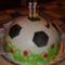 Foci torta(gesztenyés)