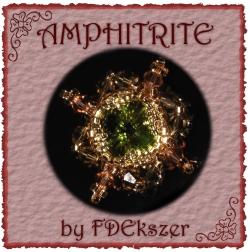 Amphitrite arany-zöldben
