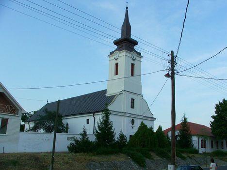 Érsekcsanádi Református Templom