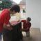 Falumúzeum, kredenctakarítás