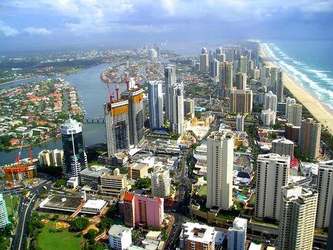 Gold Coast, Ausztrália