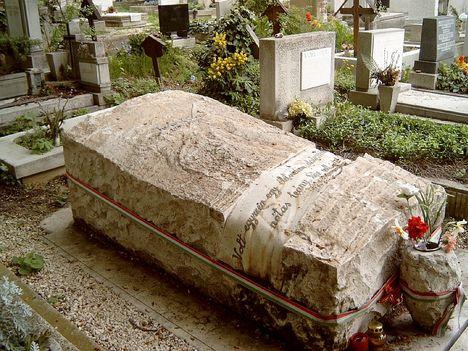 Jákó Vera sírhelye