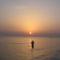Napfelkelte a tengerben,Zakhyntos2008