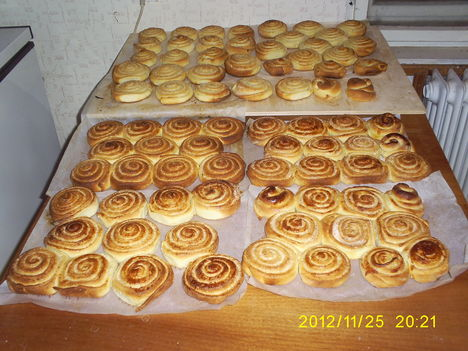 2012.11.25 kókuszos csiga