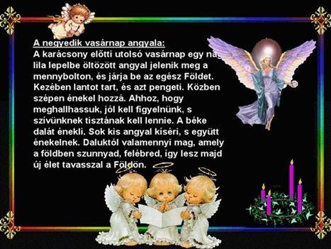 A negyedik vasarnap angyala