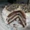 Mascarpones-fehércsokis torta