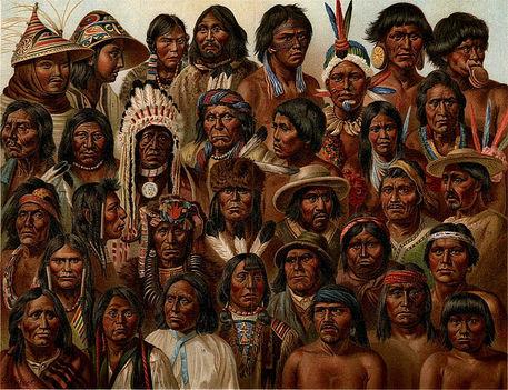 Native American People